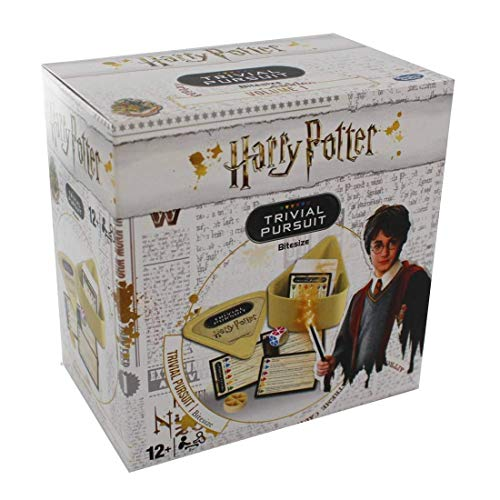 HARRY POTTER 36658 Trivial Pursuit Volumen 1-Blanco