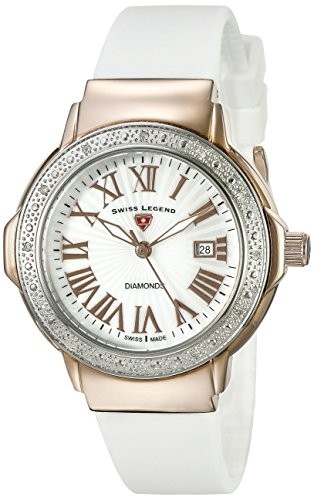 Swiss Legend Womens Watch SL-20032DSM-RG-02-SB-WHT