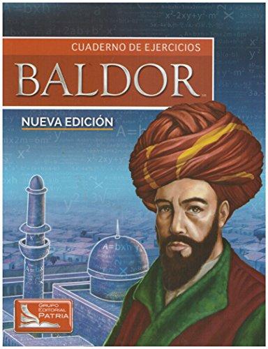 Algebra Cuaderno de Ejercicios por Baldor