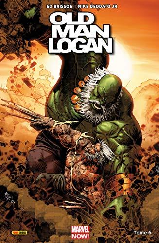 Old man Logan T06 : Jours de colère par Ed Brisson