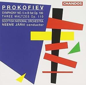 Prokofiev: Symphony 5, Waltz Suite op110