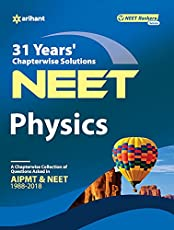 31 Years' Chapterwise Solutions CBSE AIPMT & NEET Physics