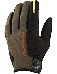 Mavic Cross Ride Protect – Guantes para bicicleta largo verde/negro 2017