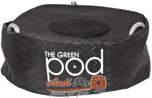 The Pod G0079-B Kameraplattform Green & Black