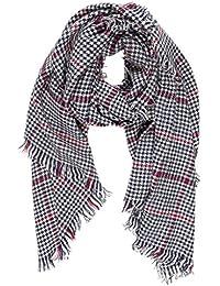 Bufanda de mujer, Ligera, con tacto Cashmere, ideal para Invierno y Otoño |