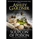 A Soupçon of Poison: Kat Holloway Victorian Mysteries (English Edition)