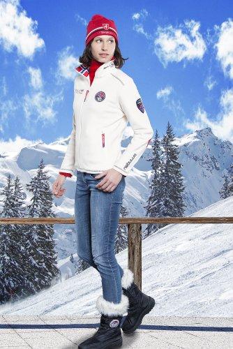 Nebulus Explore Veste de sport Femme Blanc