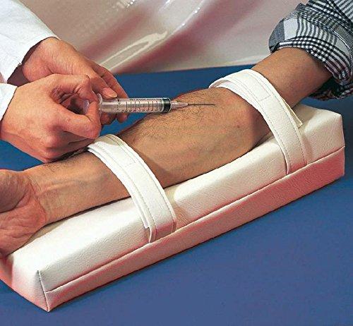 Injektionskissen mit Armfixierung 45 cm