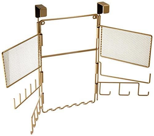iDesign Classico Schmuck Organizer, gold, metall