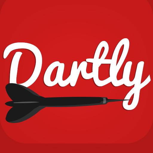 Dartly - Kostenlose Darts Scoring App