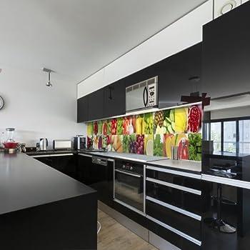 murando fototapete k che 250x175 cm vlies tapete moderne wanddeko design tapete. Black Bedroom Furniture Sets. Home Design Ideas