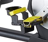 MAXXUS® Liege-Ergometer 6.1R-FIT - Reha Bike mit 5 Jahren Garantie! Auch für Senioren geeignet. Optimaler Gleichlauf. Sichere Arretierung der Füße durch große Fußschale, Netz-Rückenlehne für Belüftung des Rückens, Transportrollen, Trainingsprogramme, HRC-Programm. -