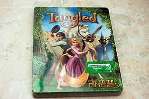 Tangled steelbook 1/4 Slip [blu-ray] Kimchidvd Exclusive No.4