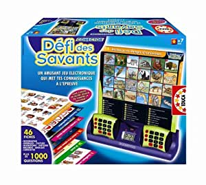 Educa - 13946 - Jeu Educatif - Le Defi Des Savants