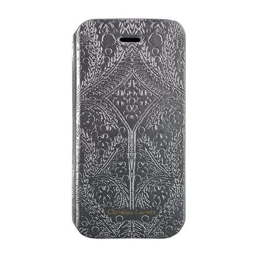 bigben-connected-christian-lacroix-paseo-folio-case-for-apple-iphone-6-silver