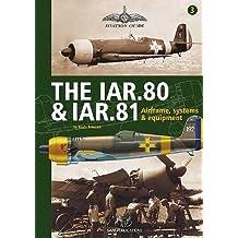 Iar.80 and Iar.81: AG03: Airframe, Systems and Equipment
