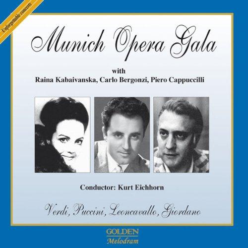 Munich Opera Gala
