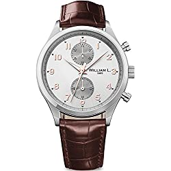 Reloj William L. para para Hombre WLAC02GOCM