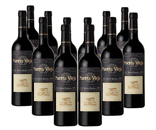 De Vino Puerta Vieja Reserva D.O. Rioja Añada 2010 12 Botellas
