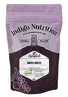 La mousse d'Irlande d'Indigo Herbs est une algue rouge crue séchée sur le plan nutritionnel. Il est exceptionnellement riche en iode et contient une richesse de vitamines et de minéraux et est généralement utilisé comme agent épaississant végétarien ...