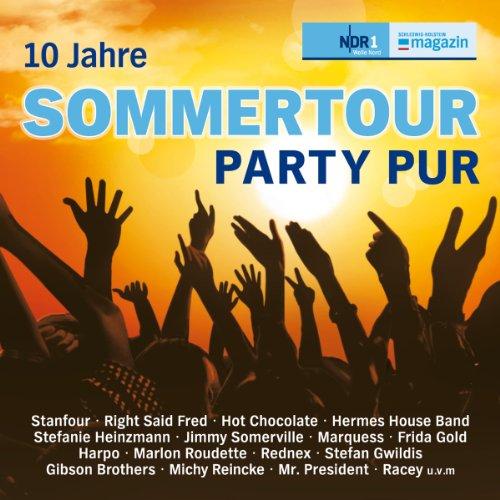 Preisvergleich Produktbild 10 Jahre Sommertour Party Pur