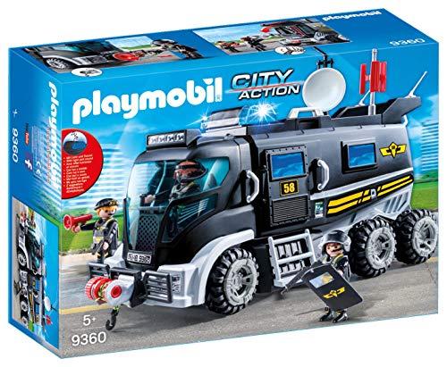 PLAYMOBIL City Action Vehículo luz LED