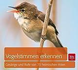Vogelstimmen erkennen / CD: Gesänge und Rufe von 75 heimischen Arten - Andreas Schulze