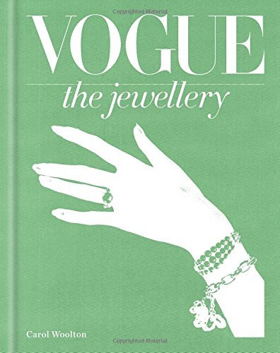 Vogue the Jewellery by Carol Woolton (2016-04-05)