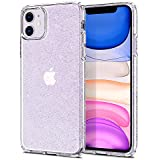 Spigen Liquid Crystal Glitter, Designed for iPhone 11 Case (2019) - Crystal Quartz
