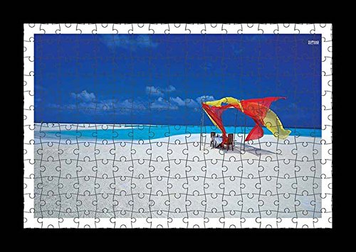 puzzle-style-pre-assembled-wall-print-of-maldives-sandy-beach-by-lisa-loft