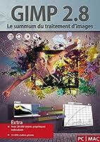 Gimp 2.8 - Le summum du traitement d'images Le célèbre processeur d'images GIMP en version 2.8 propose de nombreuses options pour optimiser vos photos et vous offre une grande liberté de création pour vos créations d'images.  GIMP 2.8 vous propose un...
