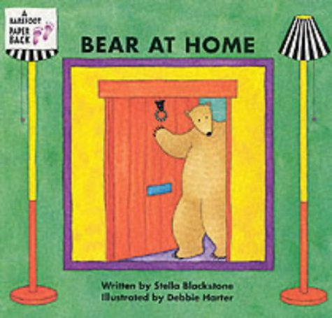 Bear at Home (A Barefoot Paperback)