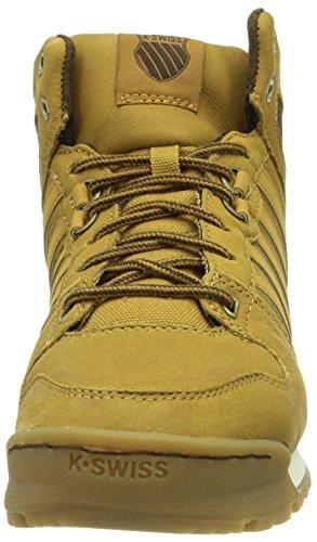 K-Swiss SI-18 PREMIER HIKER Herren Sneakers Braun (BONEBROWN/ESPRESSO/203)