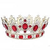 Descprition:  1.  Questa è una corona che si può usare quando si è il bello da sposa 2.  è molto brillante per mostrare il proprio stile elegante 3.  When you wish senza questo trasparenti, basta rimuoverlo 4.  Questo romantico, corona con st...