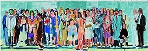 Editions Ricordi 2802N25017 - Puzzle de 1000 Piezas del Cuadro Parada de Autobús de Giovanopoulos