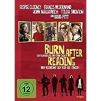 Burn After Reading-Wer Verbrennt Sich Hier die Fin