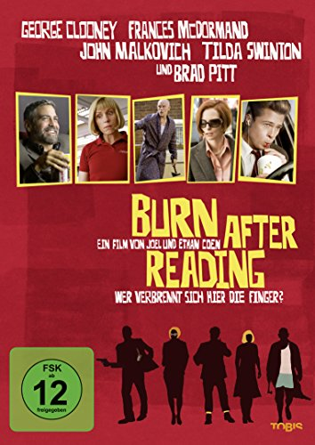 Bild von Burn After Reading