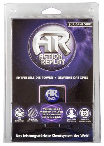 GameCube - Action Replay (Gamecube Cheat)