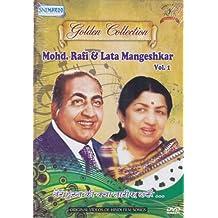 Golden Collection Mohammed Rafi & Lata Mangeshkar - Vol. 1