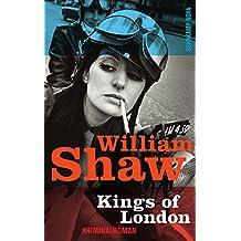 Kings of London: Kriminalroman (Breen-Tozer-Trilogie)