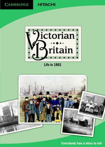 Victorian Britain CD-ROM: Life in 1881