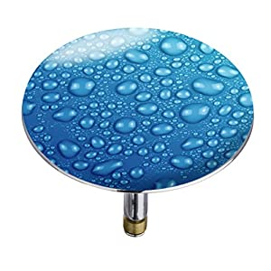"Kleine Wolke ""Pluggy Waterdrops Drain Plug, Multi-Colour, XX-Large"