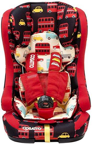 Preisvergleich Produktbild Cosatto Hubbub Gruppe 123Isofix Anti Escape Auto Sitz (Kokeshi Smile)