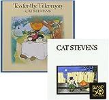 Tea For The Tillerman - Teaser And The Firecat - Cat Stevens 2 CD Album Bundling