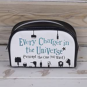 The Bright Side Charger Bag - Every Charger In The Universe (New Design 2016)