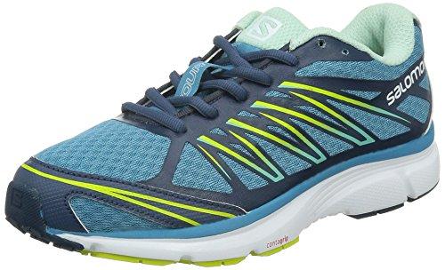 SalomonX-Tour 2 - Zapatillas de Running para Asfalto Mujer , color Azul, talla 39 1/3 EU