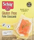 Dr. Schar, Rebanadas crujientes sin gluten, 150 gr