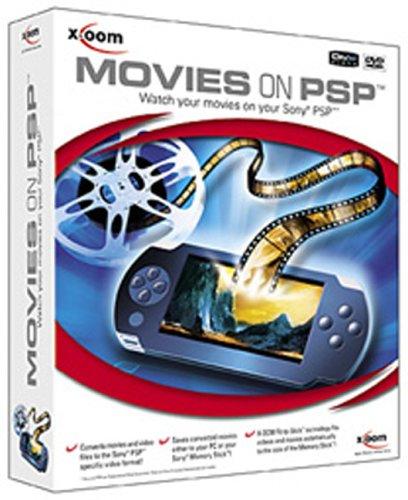 X-oom Movies on PSP Test