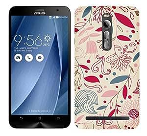 TrilMilPrinted Designer Mobile Case Back Cover For Asus Zenfone 2 ZE550ML
