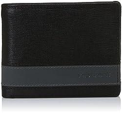 Fastrack Black Mens Wallet (C0381LBK01)